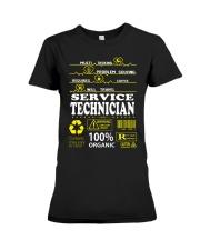 SERVICE TECHNICIAN Premium Fit Ladies Tee thumbnail