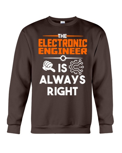 Electrical Engineer Is Always Right Shirt