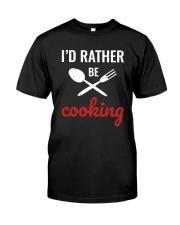 Cooking Shirt Classic T-Shirt thumbnail
