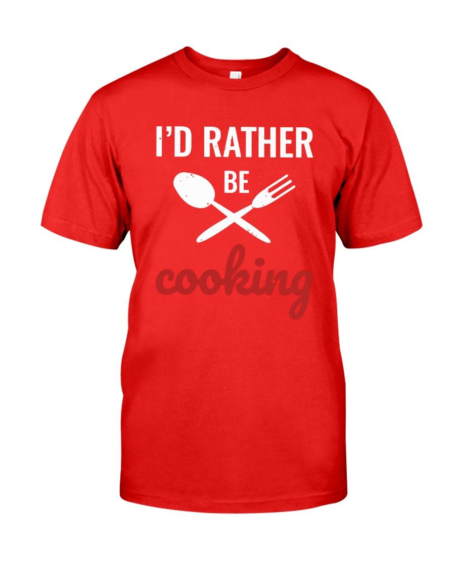 Cooking Shirt Classic T-Shirt
