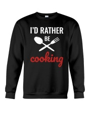 Cooking Shirt Crewneck Sweatshirt thumbnail