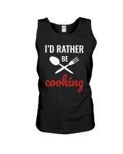 Cooking Shirt Unisex Tank thumbnail