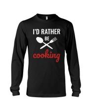 Cooking Shirt Long Sleeve Tee thumbnail