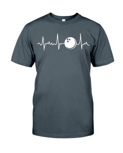 Bowling Heartbeat Shirt