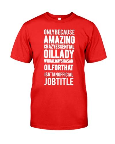 Essential Oil Mom Shirt