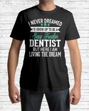 SUPER SEXY DENTIST T-shirt Classic T-Shirt lifestyle-mens-crewneck-front-1