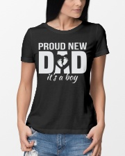 New Dad T Shirt Premium Fit Ladies Tee lifestyle-women-crewneck-front-10