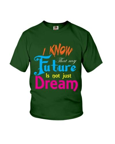 Future Dream T-Shirt font design
