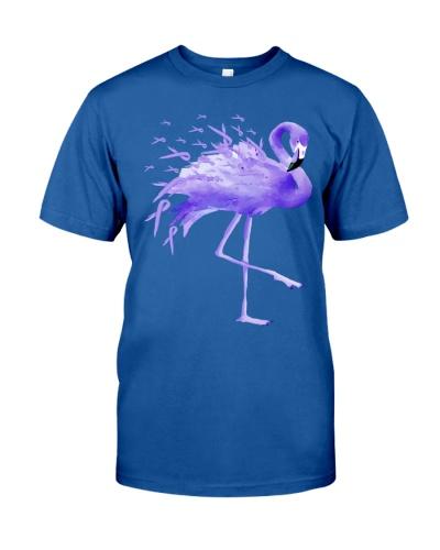 Flamingo - Pancreatic Cancer Awareness
