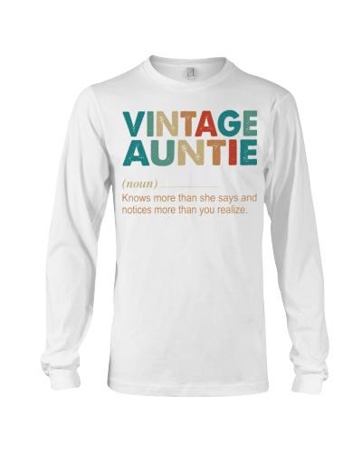 Vintage Auntie
