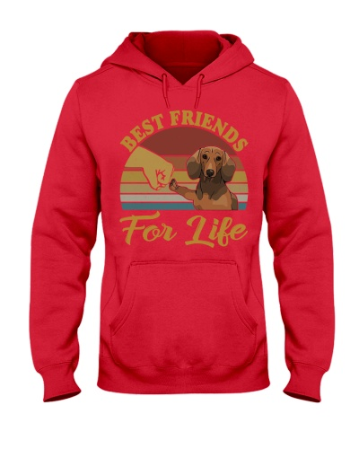 Best friends for Life - Dachshund