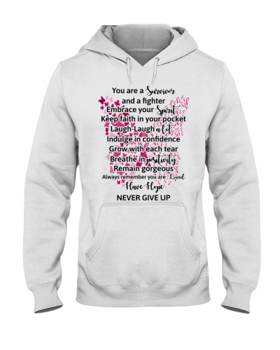 You are a survivor - Breast cancer Awareness
