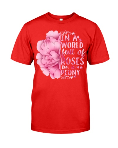 In a world full of roses - Autism Awareness