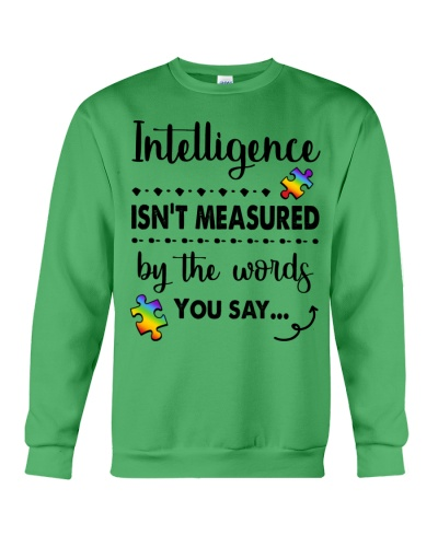 Intelligence - Autism Awareness