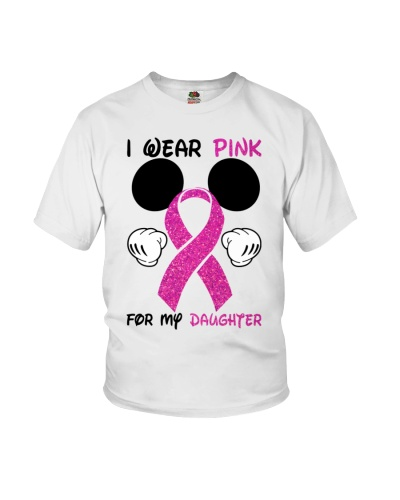 I wear pink - Breast cancer Awareness