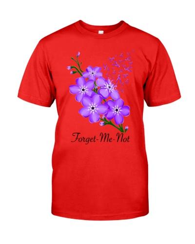 Forget me not - Alzheimer's Awareness