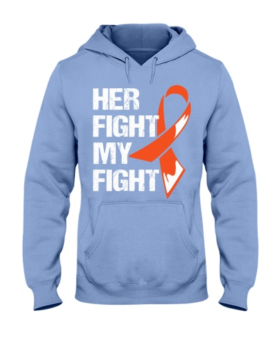 Multiple Sclerosis Awareness - Her fight my fight