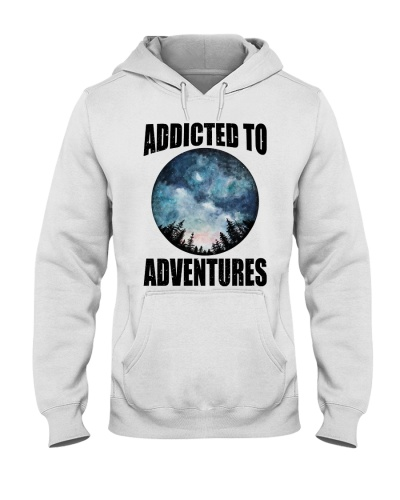 Addicted to adventures