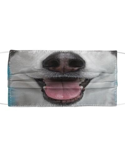 Cute Smiling Husky