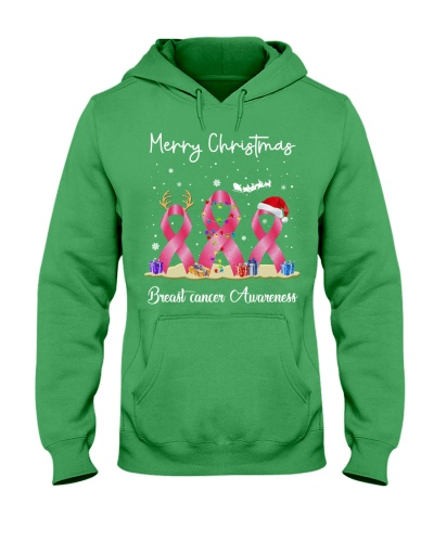 Merry Christmas - Breast cancer Awareness