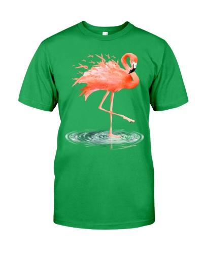 Flamingo - Multiple Sclerosis Awareness