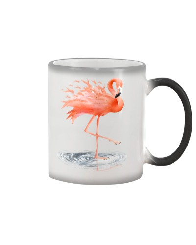 Flamingo - Multiple Sclerosis Awareness