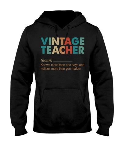 Vintage Teacher