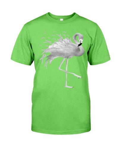 Flamingo - Brain cancer Awareness