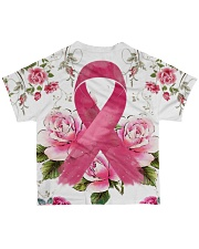 Breast cancer Awareness  All-over T-Shirt back