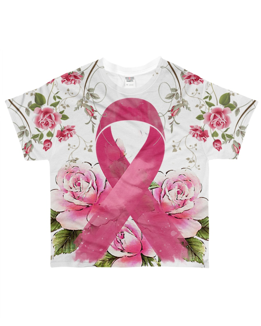 Breast cancer Awareness  All-over T-Shirt