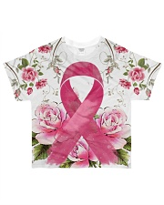 Breast cancer Awareness  All-over T-Shirt front
