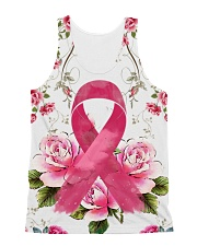 Breast cancer Awareness  All-over Unisex Tank thumbnail