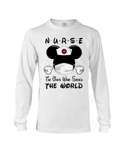 Nurses save the world