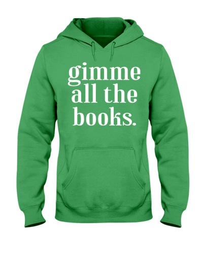 Gimme all the books