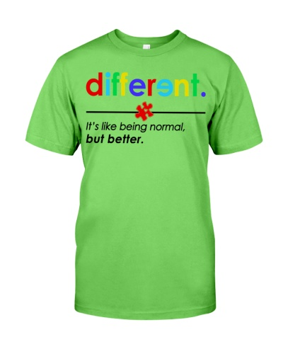 It's like being normal - Autism Awareness