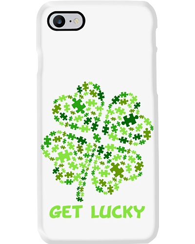 Get lucky - Autism Awareness