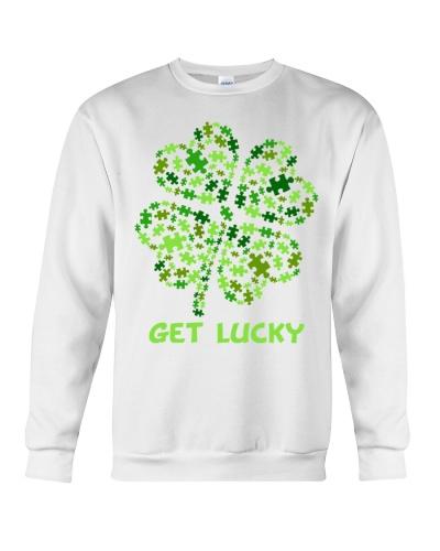 Get lucky - Autism Awareness