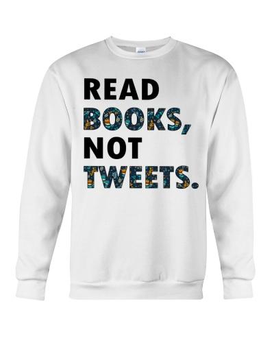 Read books Not tweets