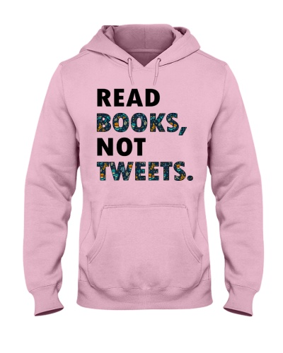 Read books Not tweets