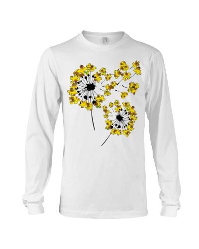 Dandelion sunflower puzzle