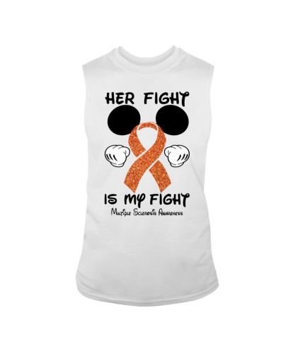 Her fight - Multiple Sclerosis Awareness