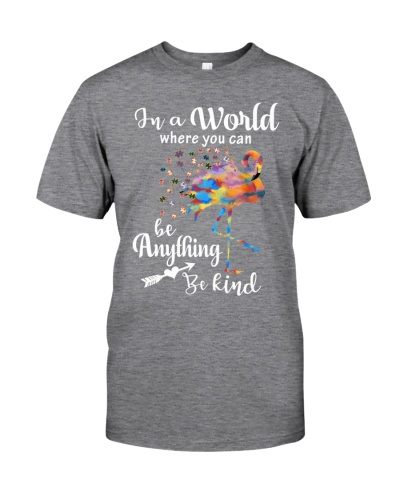 In a world - Autism Awareness