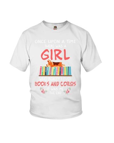 Books and Corgis