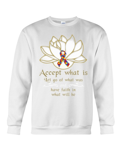 Accept what is - Autism Awareness