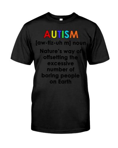 Autism noun - Autism Awareness