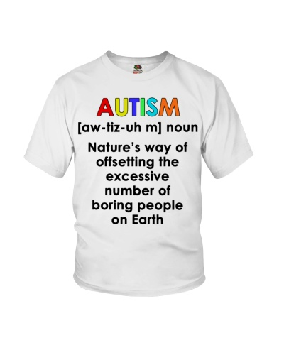 Autism noun - Autism Awareness