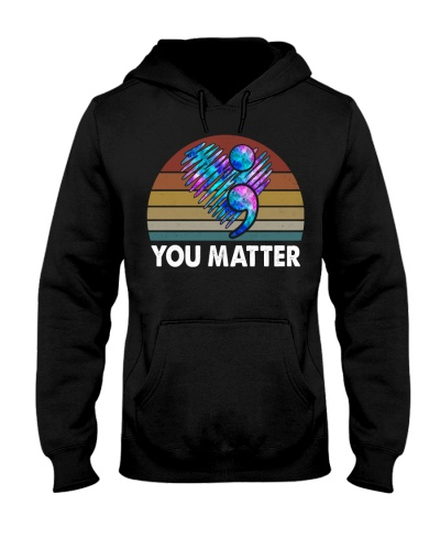 You matter - Suicide Prevention Awareness