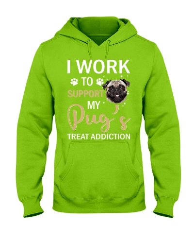 I work to support my pug