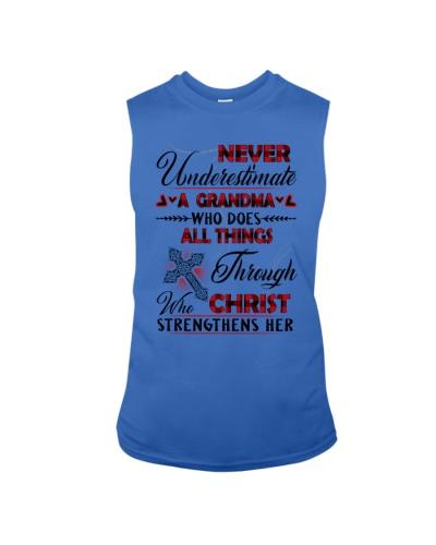 Never underestimate A Grandma