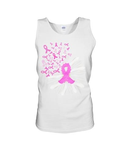 Daisy flower- Breast cancer Awareness